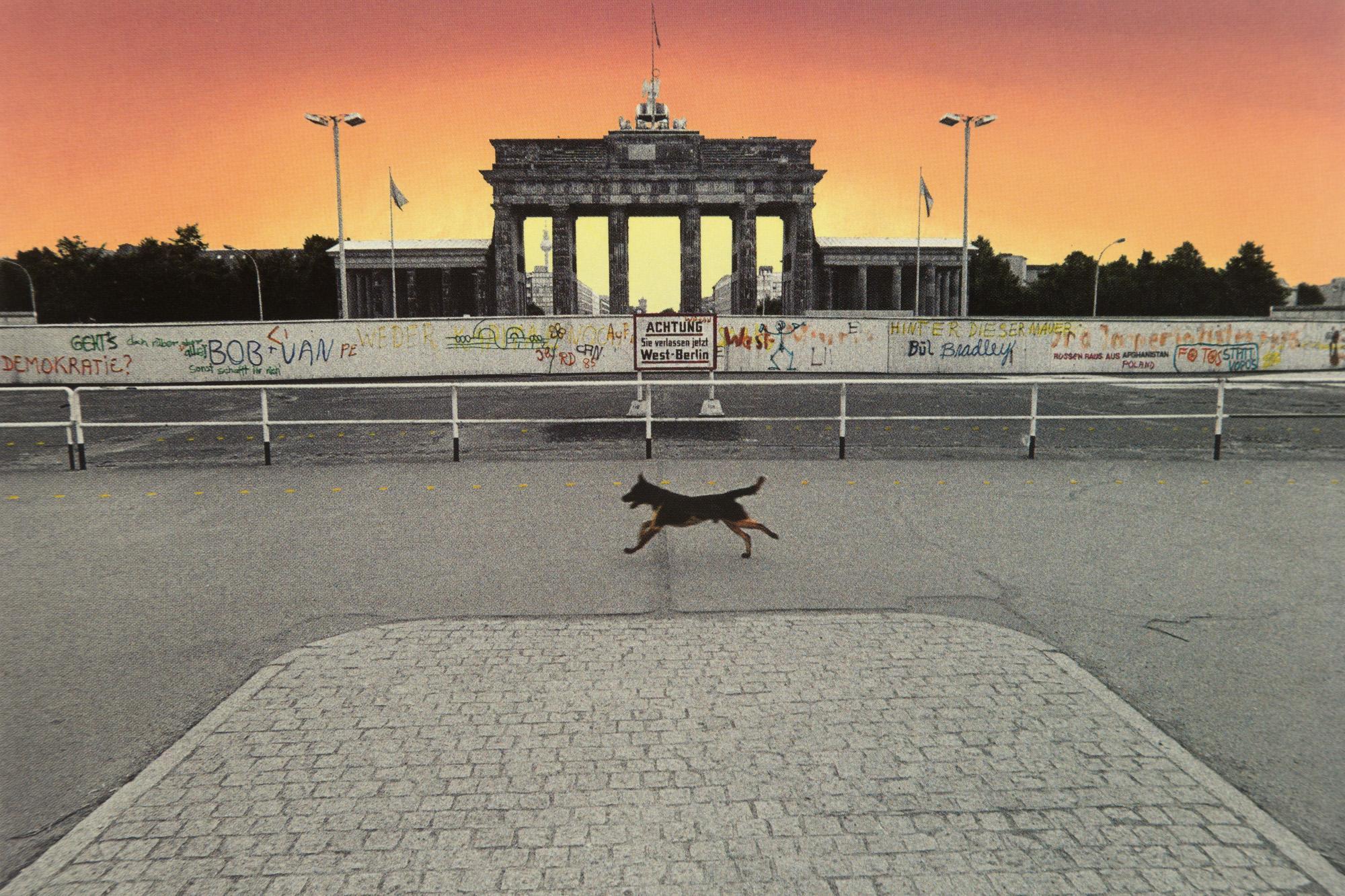 """Berlin 750 (aus dem Bildband """"Ich steh auf Berlin"""")"""