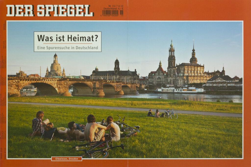 Zeitschriftentitel 'Spiegel' (Copyright beim Verlag)