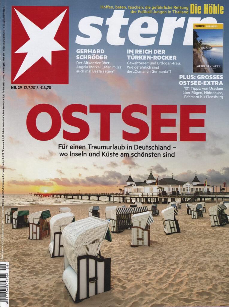 Zeitschriftentitel 'Stern' (Copyright beim Verlag)
